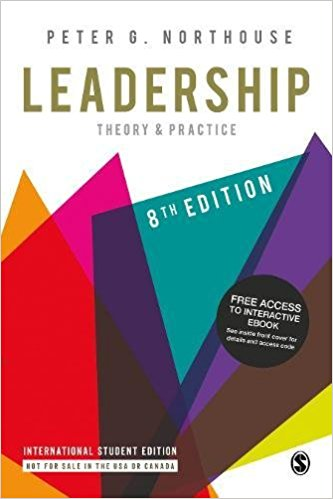 Leadership : theory & practice