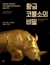 황금코뿔소의비밀 8세기에서15세기까지우리가몰랐던중세아프리카의놀라운역사 RHINOCEROSDOR 표지