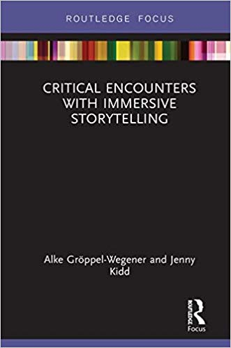 Critical encounters with immersive storytelling 책표지