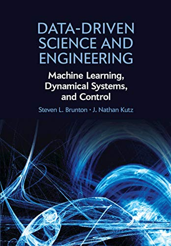 Data-Driven Science and Engineering: Machine Learning, Dynamical Systems, and Control 책표지