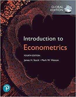 Introduction to econometrics  표지