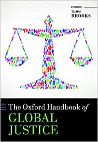 (The) Oxford handbook of global justice 책표지