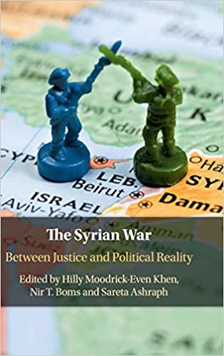 (The) Syrian war : between justice and political reality 책표지