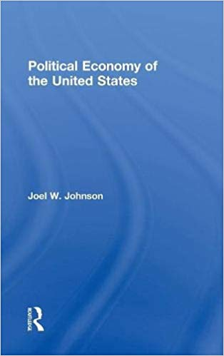 Political economy of the United States 책표지
