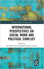 International perspectives on social work and political conflict 책표지
