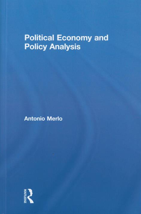 Political economy and policy analysis 책표지