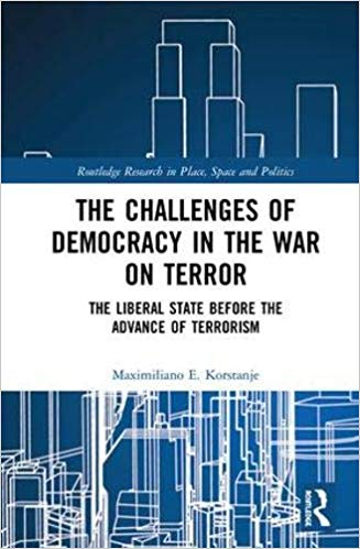(The) challenges of democracy in the war on terror : the liberal state before the advance of terrorism 책표지
