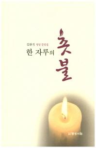 한 자루의 촛불 : 김관식 명상 칼럼집