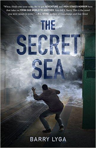 (The) secret sea 책표지